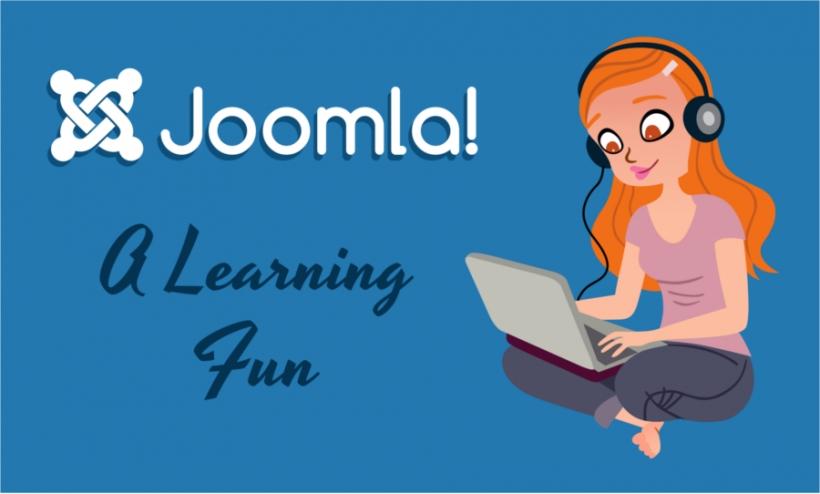 learning fun with joomla