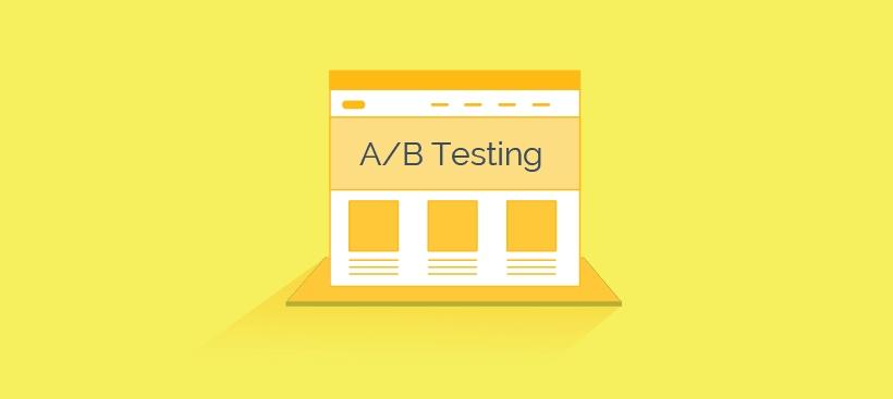 a or b testing