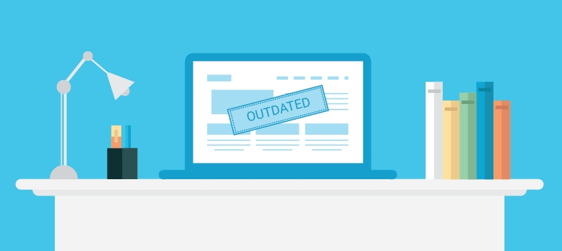 7 Outdated Website Elements